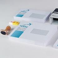 Imprimeur Besançon - enveloppe