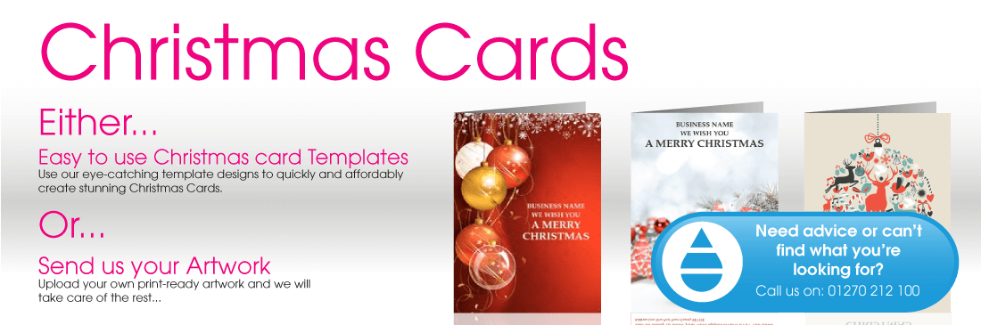 how to make christmas cards online