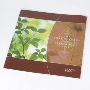 Medium Square Booklets : 100gsm Silk