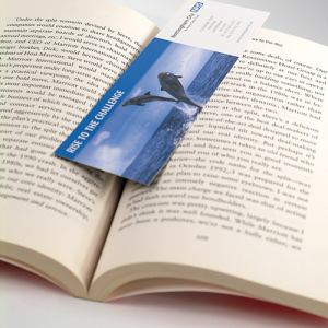 400gsm Gloss Lam Bookmarks