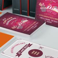 Carton d'invitation Classique