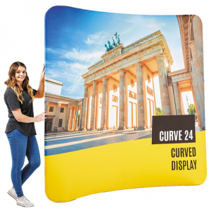 Fabric Backdrops :: Curved
