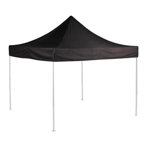 Gazebos 3 x 3 x 3m frame and printed canopy