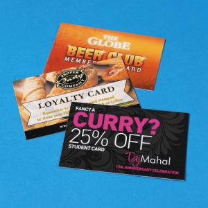 Cartes de crédit Promo
