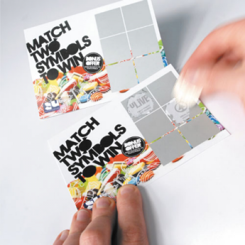 Scratch Cards Printingcom