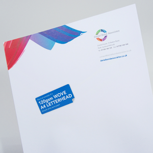 120gsm Smooth Wove Stationery